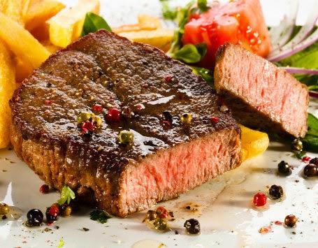 Resep Steak Panggang Parmesan