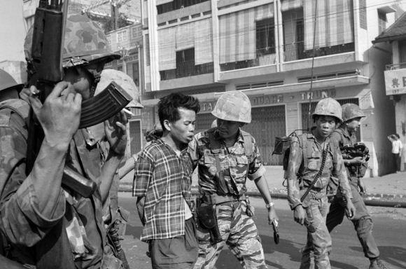 Viet cong di eksekusi