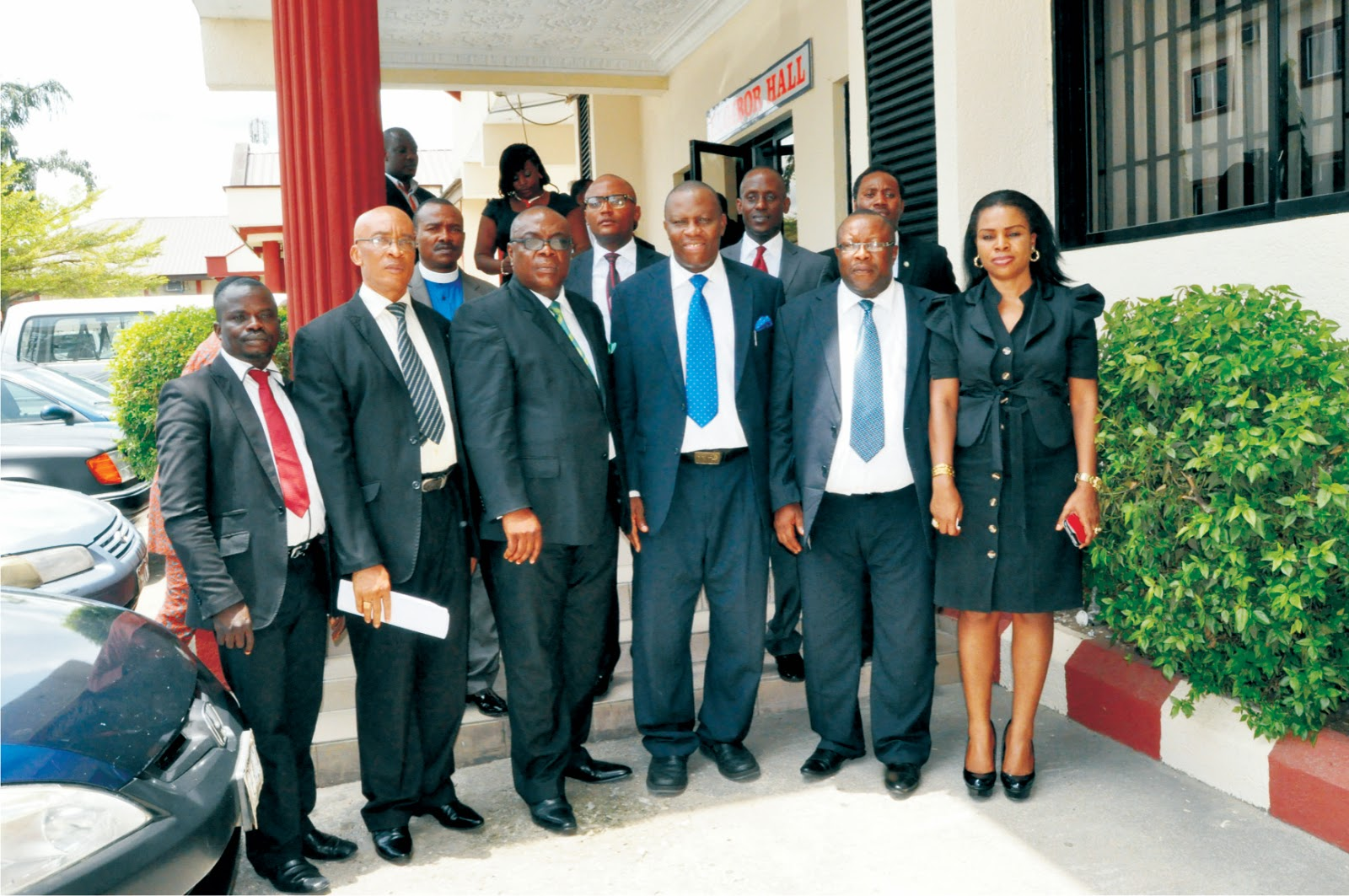 NBA Eket branch gets new exco