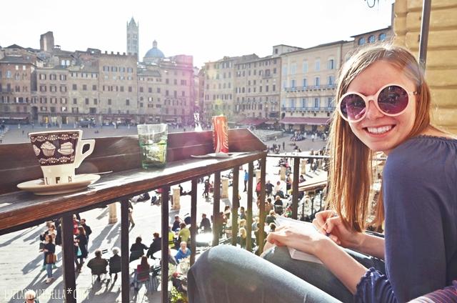 travel toskana | café tipp mit aussicht in siena | café tip with a view in siena tuscany | luzia pimpinella