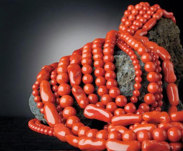 кораллы италия