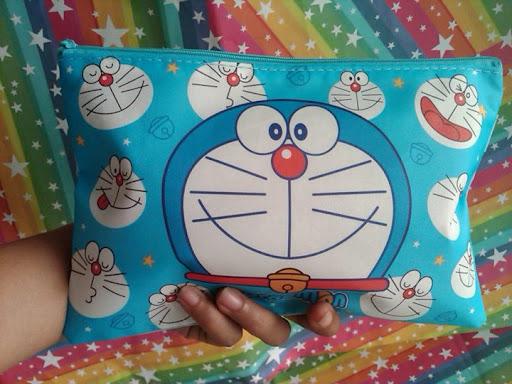 Aksesories, Doraemon, Pernak-Pernik, Perhiasan, Souvenir, Dompet