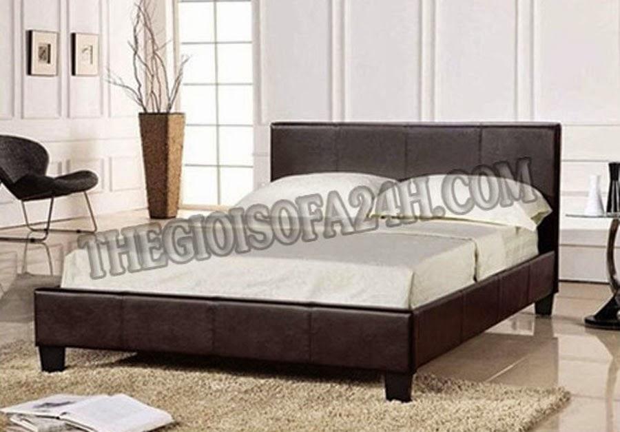 Giường ngủ GN034
