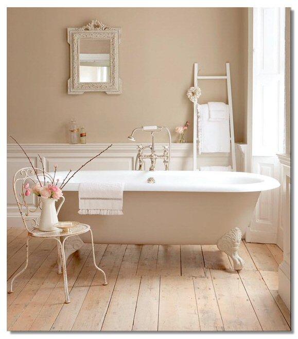 Quando le vasche hanno i piedi - biancoantico blog
