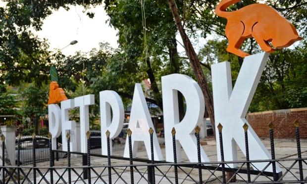 Pet Park | Taman-Taman Unik di Bandung Yang Patut Dikunjungi