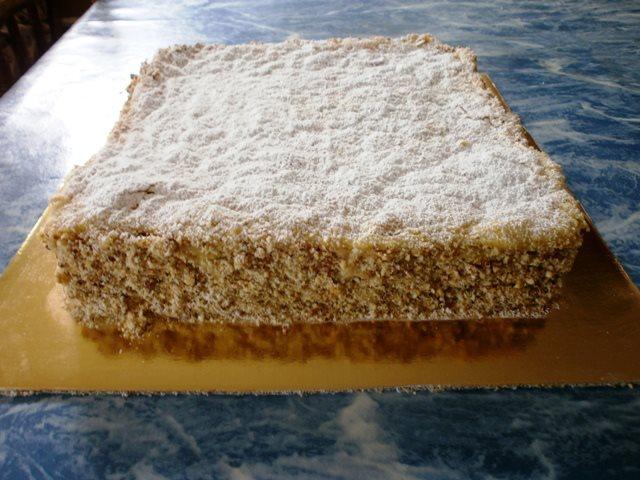 Campi di sapori torta millefoglie rivisitata e senza lattosio for Decorazione torte millefoglie