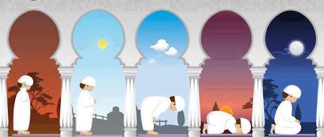 Islamic Prayers Facebook Timeline Cover