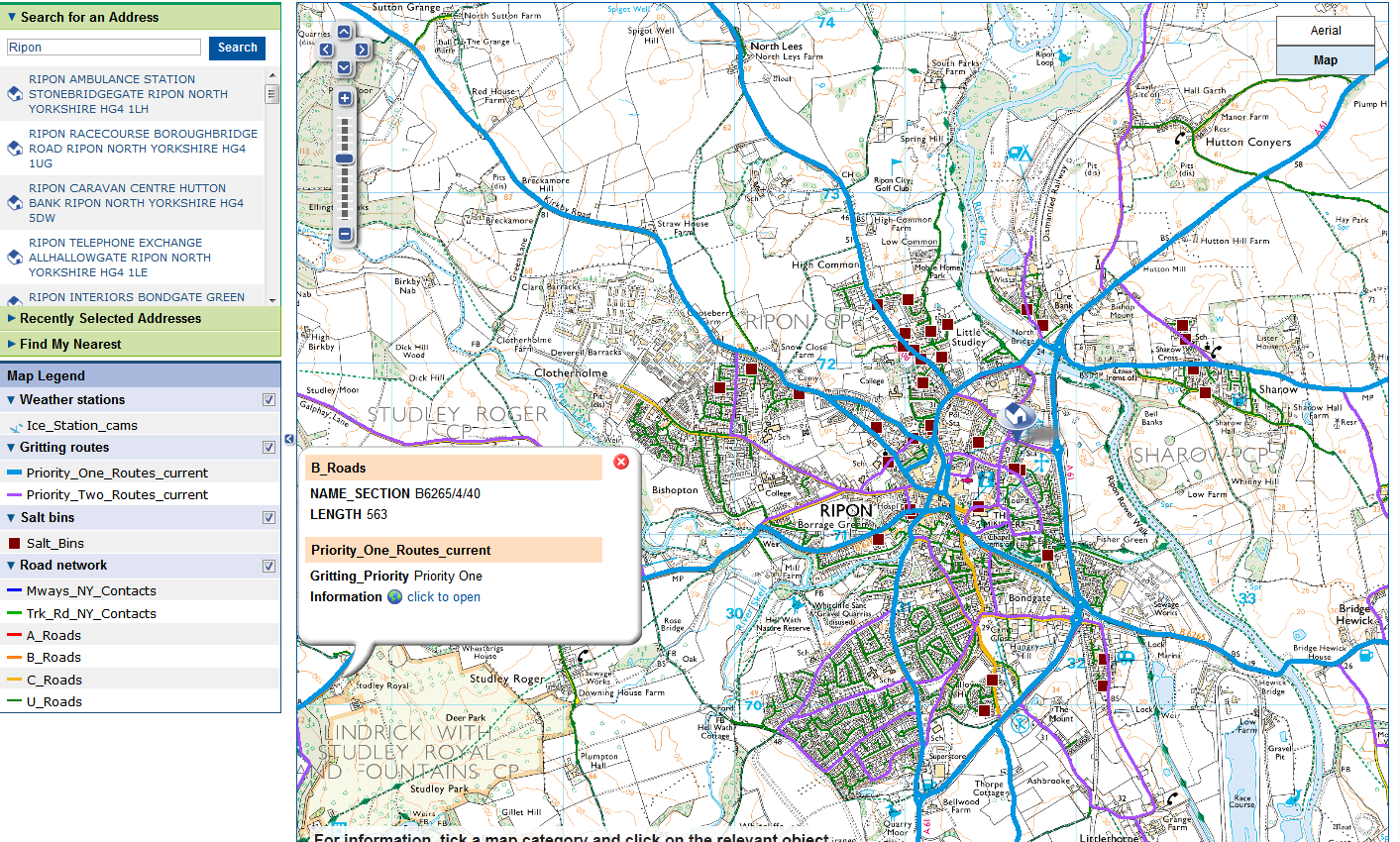 Mapping News by Mapperz – Map Uk Roads
