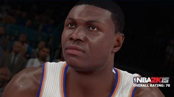 Cleanthony Early NBA 2K15 Screenshot