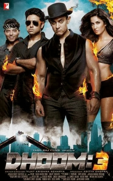 Dhoom 3 2013 DVD 700mb Download Watch Online