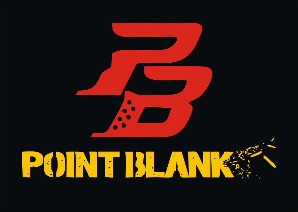 Download Logo Point Blank Vector
