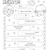 Hello song-work sheets