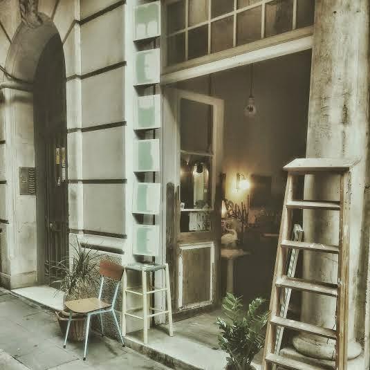 tienda meublé barcelona