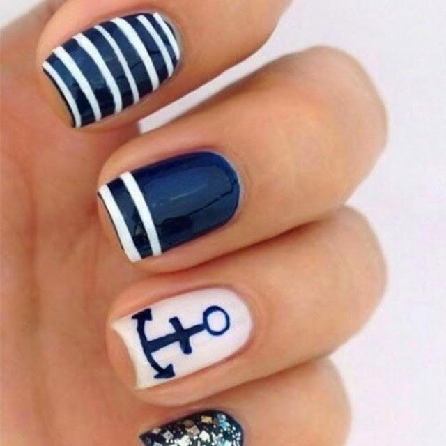 unghie navy