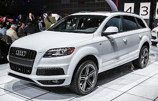 2014 Audi Q7 Redesign & Changes