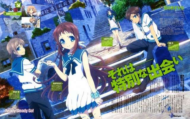 Download gratis Anime Nagi No Asukara | Subtitle Indonesia Disini...