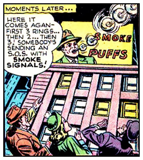 "This panel brought to you by ""Puffs"" brand cigarettes."