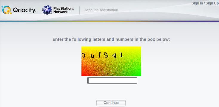 playstation 3 password reset