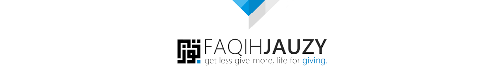 Faqih Jauzy | Life is for Giving