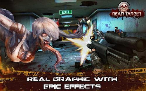 DEAD TARGET Zombie Apk Mod 1.5.2