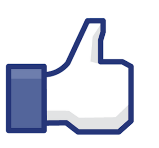 The Facebook 'like' symbol - how could you not like it?