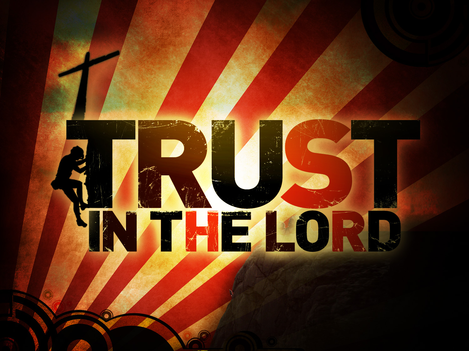 Do You Really Trust HIM? (Proverbs 3:5-6)