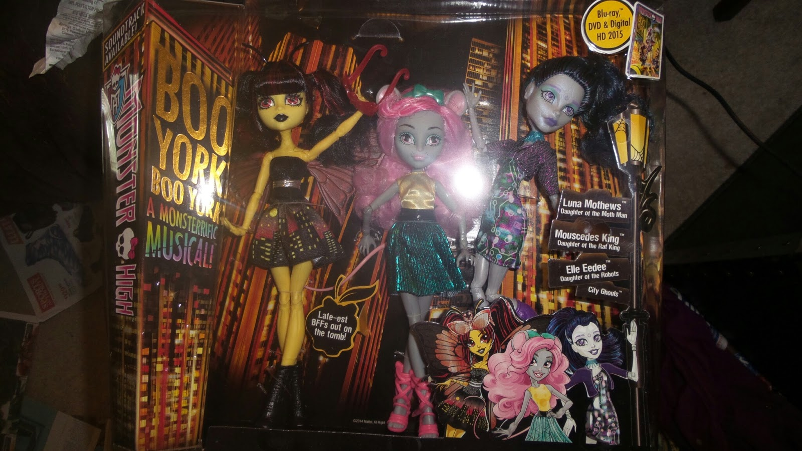 monster high boo york