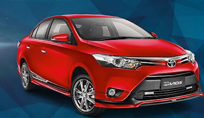Review Mobil Toyota Vios