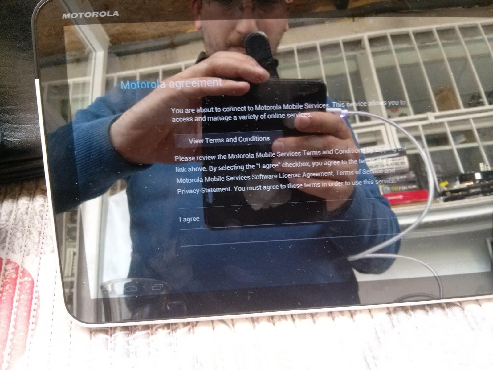 Motorola Moto M - hard reset, сброс настроек до заводских Your 11