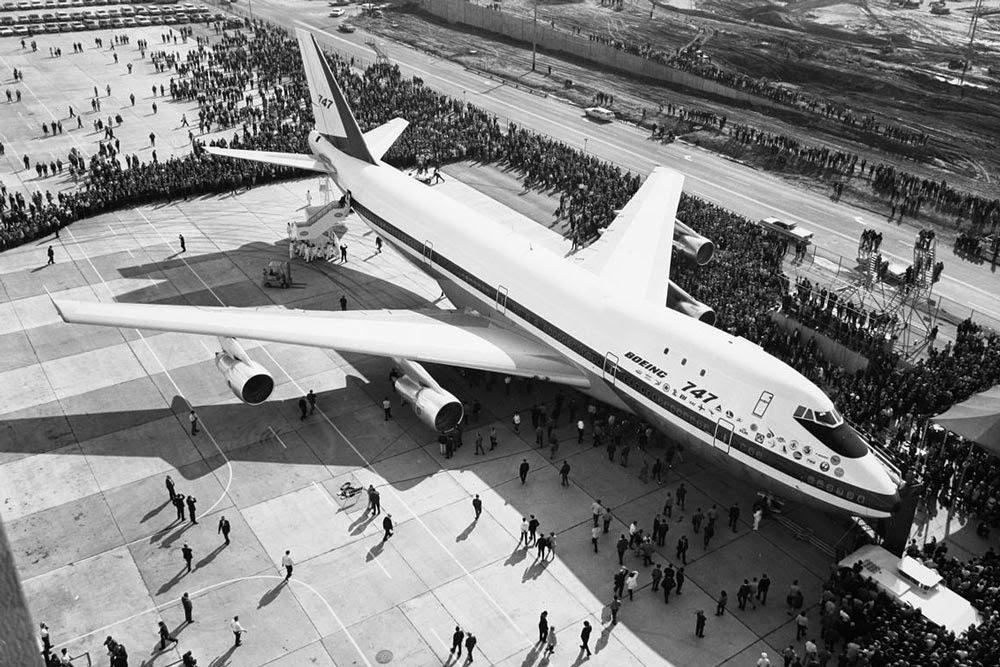 El Boeing 747