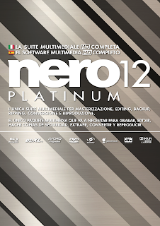 Capa do Nero 12 Platinum 12 Final + Ativaçãosoftwares