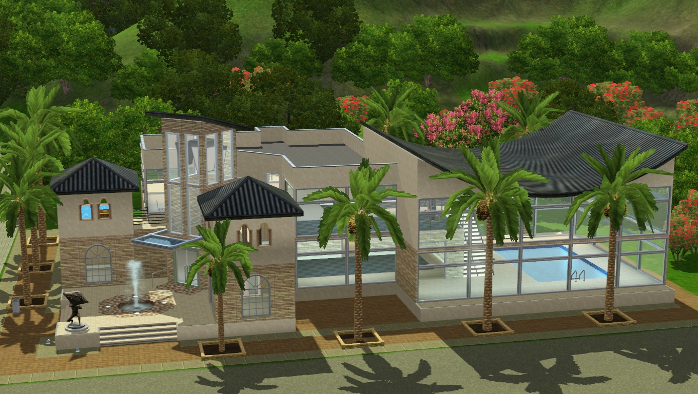 Sims 3 Community Lots Compendium : Sims 3 Gyms