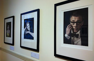 BAFTA Behind The Mask Exhibition - Marion Cotillard, Julia Roberts, Christoph Waltz - Geek Girl Kerensa Bryant