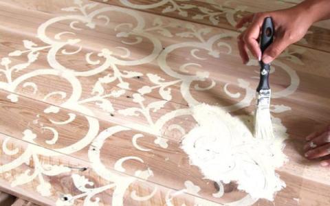 Idee decor per rinnovare un pavimento di legno blog di arredamento e interni dettagli home decor - Idee per pavimenti interni ...