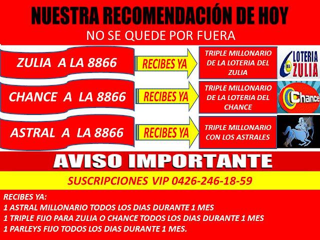 4TO. TRIPLE Y PARLEYS MILLONARIO DE LA SEMANA DE 5!!AGARRAAA Diapositiva1