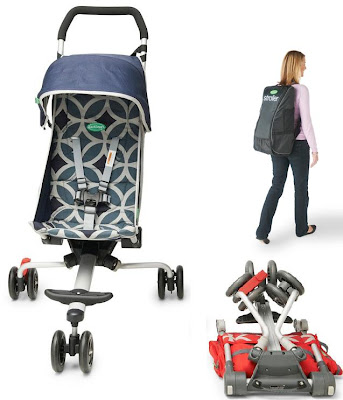 Creative Baby Strollers and Cool Baby Stroller Designs (11) 1