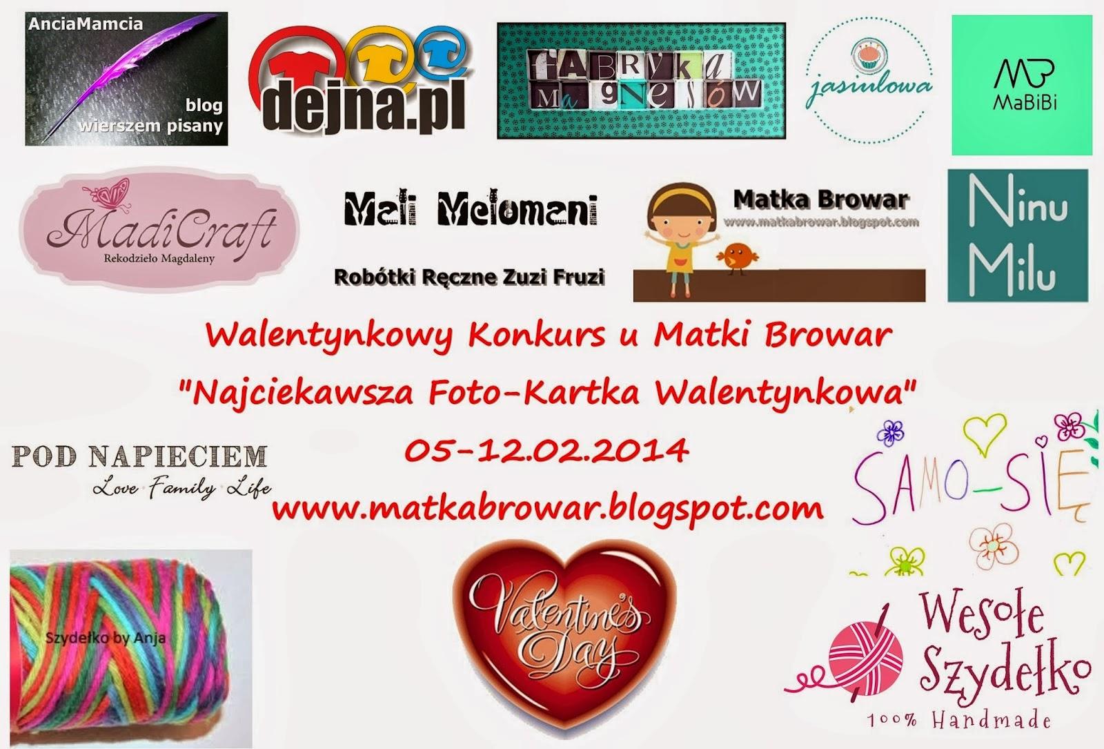 Plakat konkursowy Matki Browar