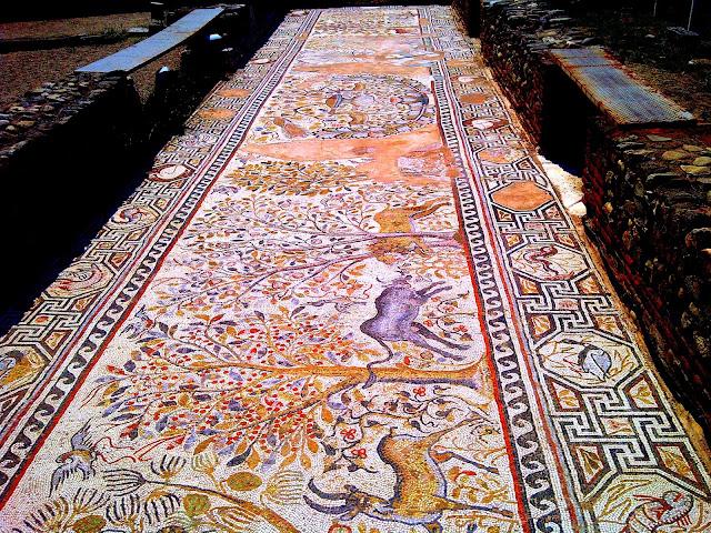 Heraclea Lyncestis Mosaic
