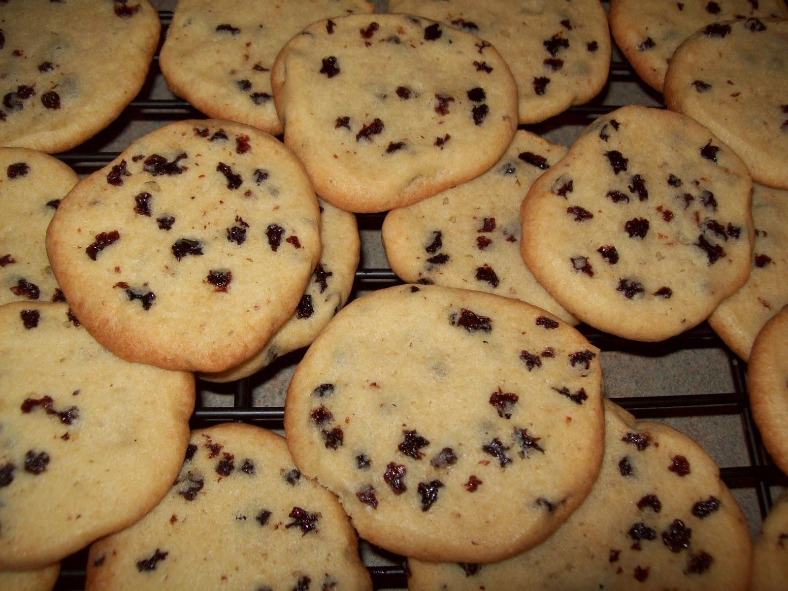 Currant cookies recipes
