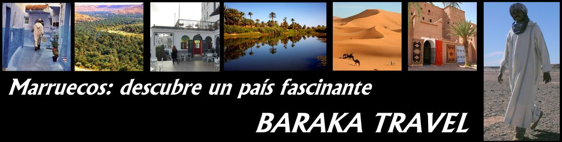BARAKA TRAVEL.  Marruecos
