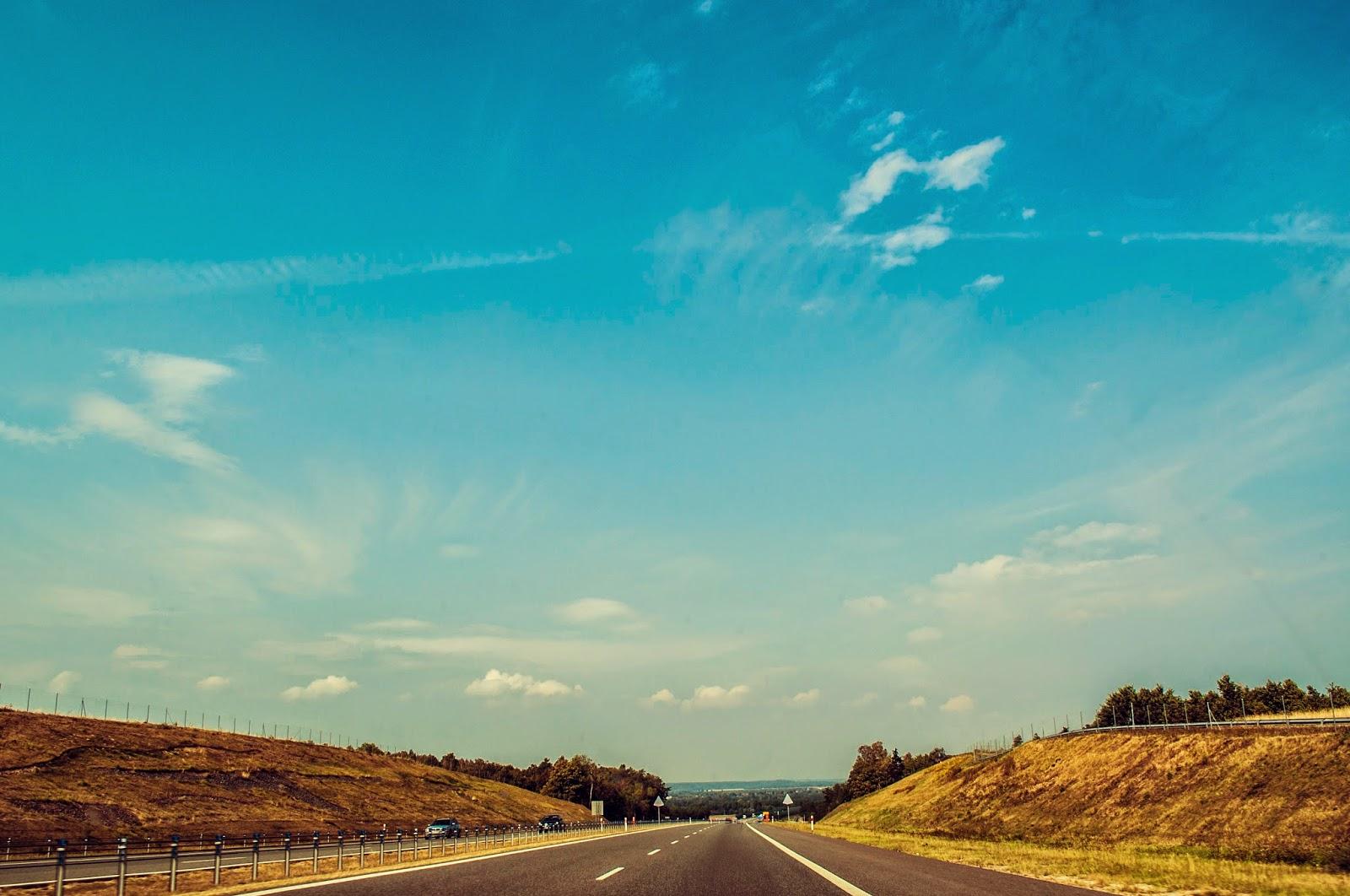 płatna autostrada Polska