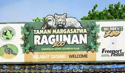 Ragunan Zoo, Favorite Attraction in Jakarta