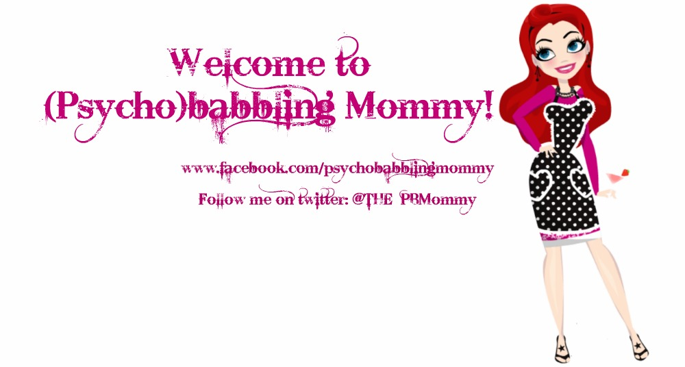 Psychobabble from a (Psycho)Babbling Mommy