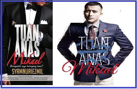 Novel Tuan Anas Mikael