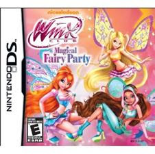 Winx Club Magical Fairy Party   Nintendo DS