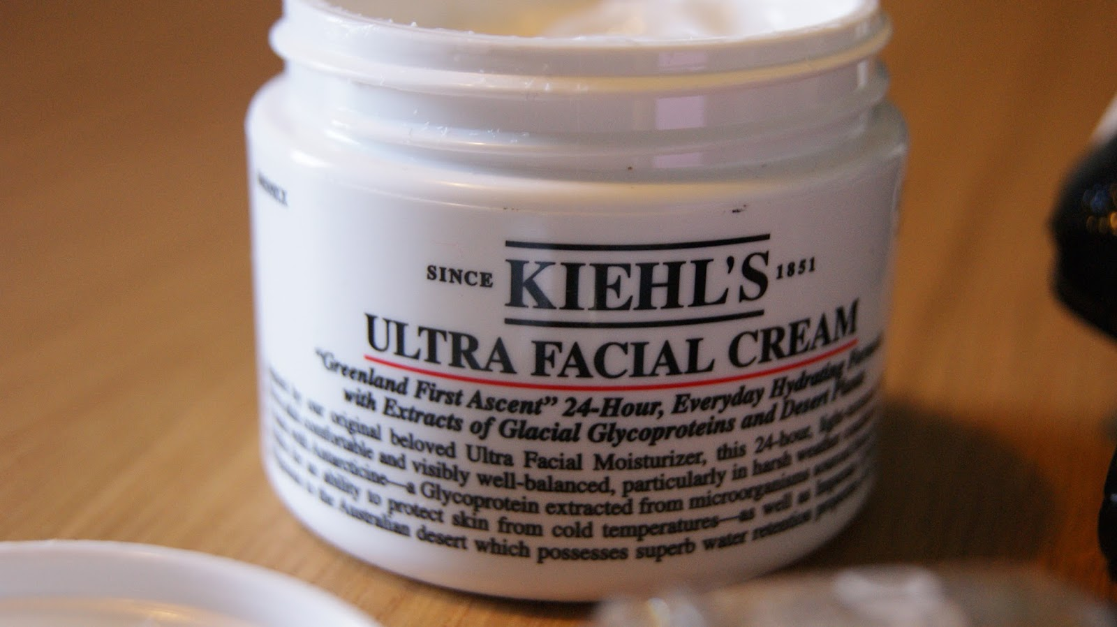 Kiehls Ultra Facial Cream Review