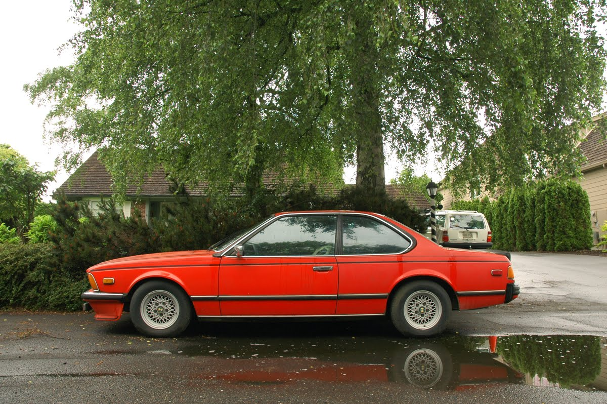 1979 BMW 635CSi Euro Spec.