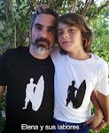 Para papa e hijo: