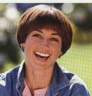 Dorthy Hammel And Her 70s Wedge Hairstyle A Women S Hairstyle From The ...
