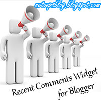 Awesome Recent Comments Widget for Blogger, Feed Comments